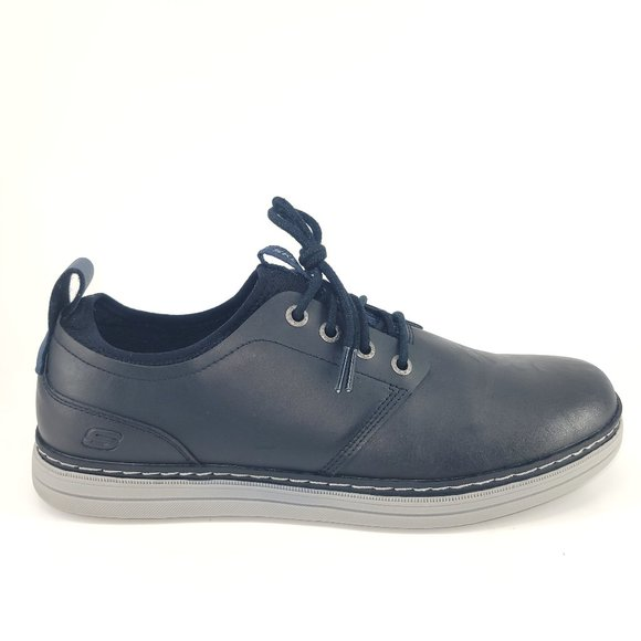 Boda Curiosidad Restringir  Skechers Shoes   Skechers Mens Heston Rogic Oxford Sn65877 Size 95    Poshmark